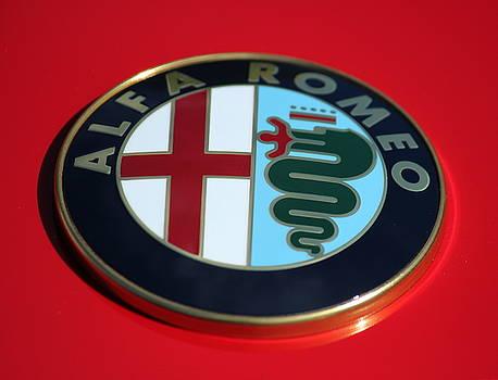 Rosanne Jordan - Alfa Romeo Logo