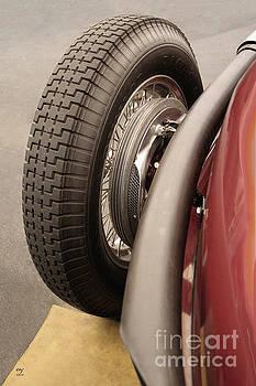 Alfa Romeo Volpi Special Tire by Curt Johnson