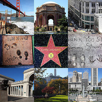 Wingsdomain Art and Photography - Alfred Hitchcock Jimmy Stewart Kim Novak Vertigo San Francisco 20150608