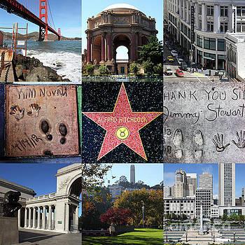 Alfred Hitchcock Jimmy Stewart Kim Novak Vertigo San Francisco 20150608 by San Francisco