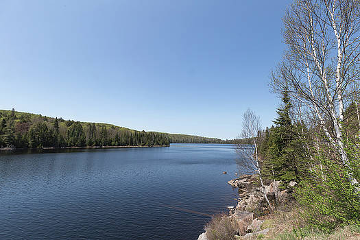 Algonquin Park, Ontario - Canada by Josef Pittner