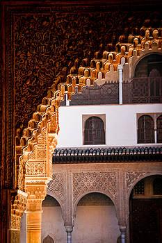 Jonathan Hansen - Alhambra Ceilingscape