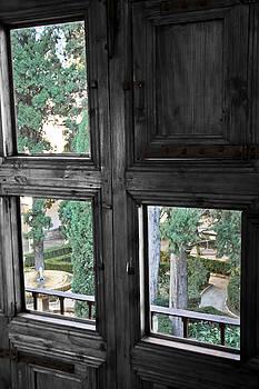 Jonathan Hansen - Alhambra Palacio Door