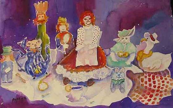 Alice and Friends by Linda Rupard