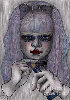Alice In Another World by Akiko Okabe
