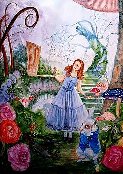 Alice in the Wonderland by Shashikanta Parida