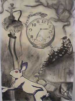 Alice in Wonderland by Kellie Hogben
