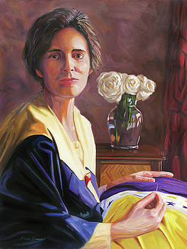 Alice Paul by Steve Simon