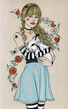 Alice by Snezana Kragulj