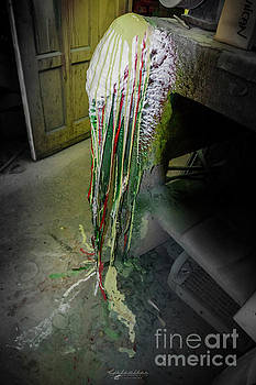 Alien Art by Customikes Fun Photography and Film Aka K Mikael Wallin