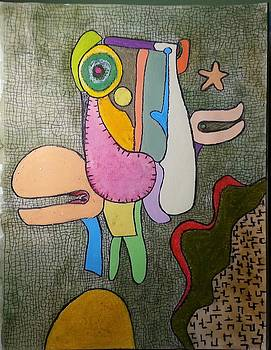 Alien by Bert Worsencroft