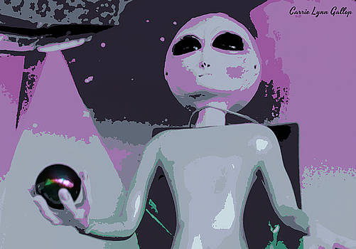 Alien by Carrie Gallop