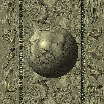 Robert Kernodle - Alien Fractal Geometry
