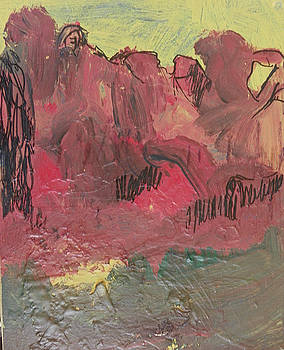 Alien Landscape by Judith Redman