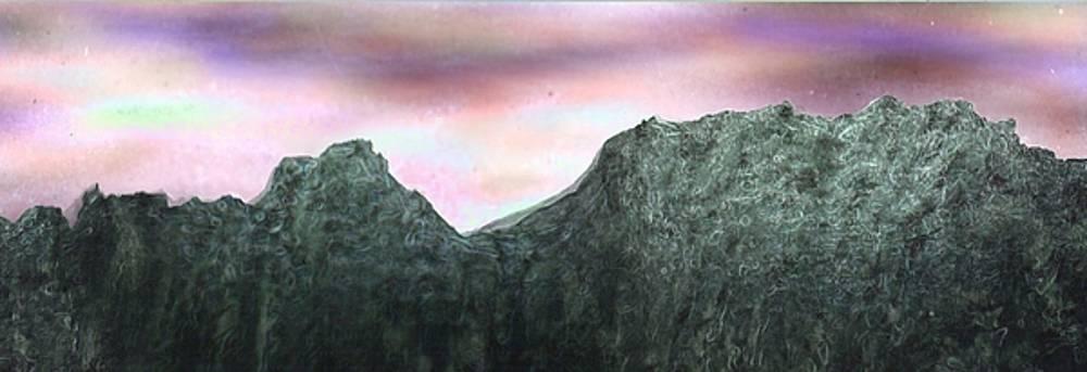 Alien Sky by Chris Hall