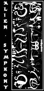 Alien Symphony T Shirt by Robert G Kernodle