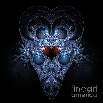 Alien With Heart by Sven Fauth