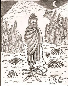 Alien World by Darryl Redfern