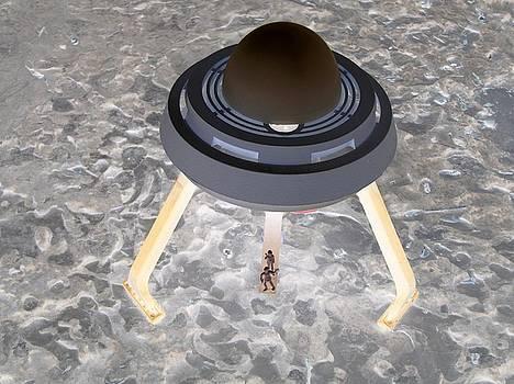 Tony Murray - Alien World