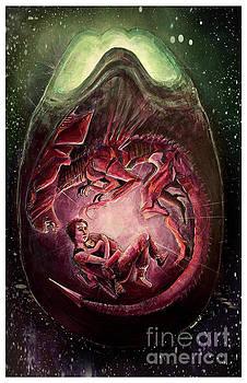 Aliens by Christopher Kozak
