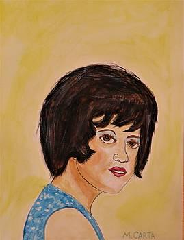 Alina 1975 by Mario Carta