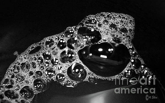All About Bubbles Series Print II by Nina Silver