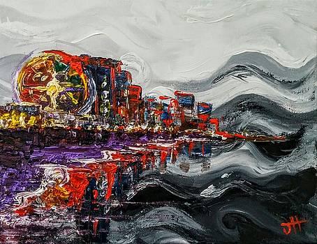 All Along the Grand Strand by Jennifer Hotai