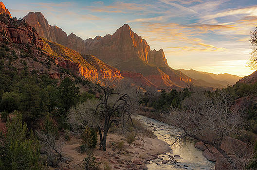 All Along the Watchman by Peter Irwindale