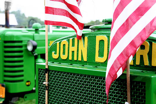 All American Deere by Heather Allen