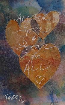 All For Love by Kenneth Taber