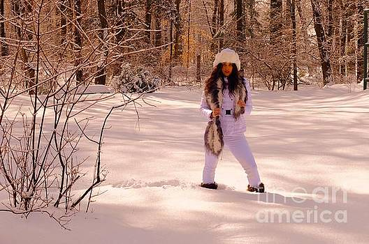All in White by Kate Stoupas