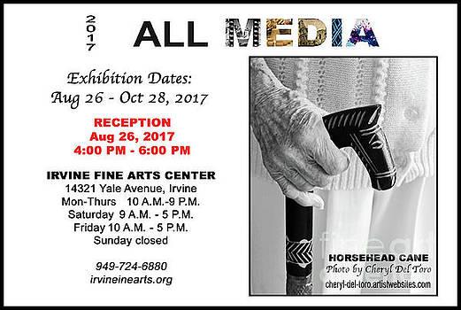 All Media Art Exhibit by Cheryl Del Toro