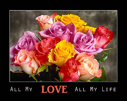 James BO  Insogna - All My LOVE All My Life