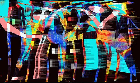 Soul Searching by Yul Olaivar