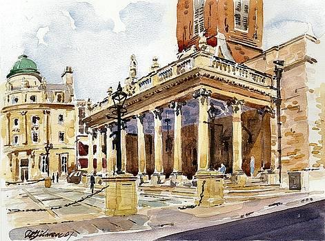 All Saints church Northampton by David Gilmore