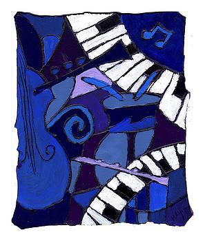 All That Jazz 3 by Wayne Potrafka