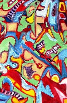 All That Jazz by Alfredo Dane Llana