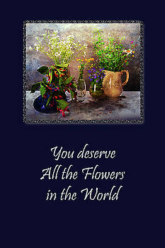 All the Flowers in the World by Randi Grace Nilsberg