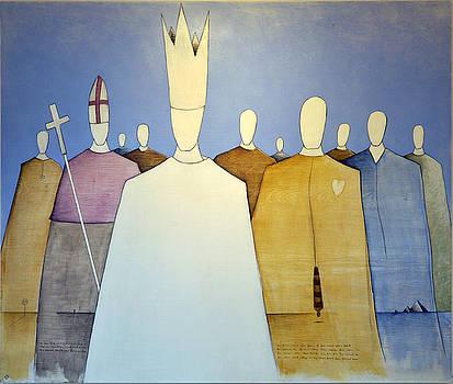All The Kings Men by Baard Martinussen