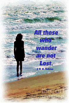 All Those Who Wander by Dee Winslow