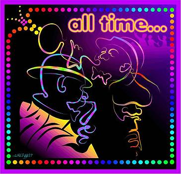 All time jazz by William R Clegg