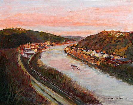 Allegheny Valley by Martha Ressler