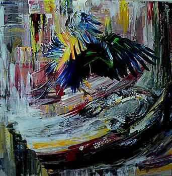 Allegory by Nelu Gradeanu