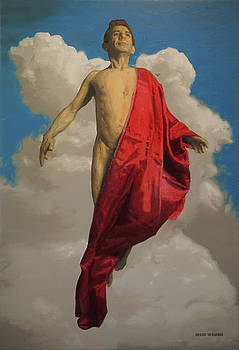 Allegory of an Ascent by Jesse Waugh