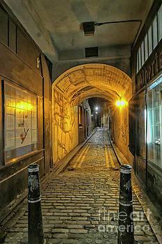 Patricia Hofmeester - Alley in London