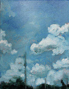 Alley Way/Exaltation by Laura Wilson