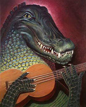 Alligator Al by Peter Bonk
