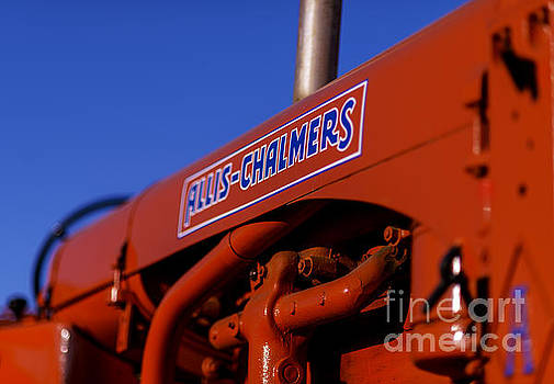 Art Whitton - Allis-Chalmers Vintage Tractor