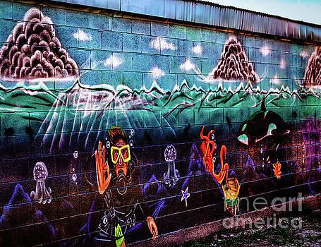 Alley Art by JB Thomas