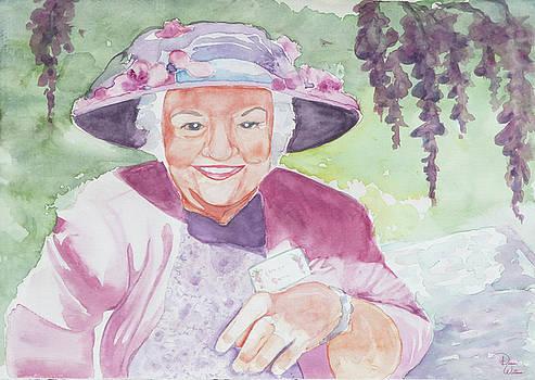 Alma Portrait by Denise Jo Williams